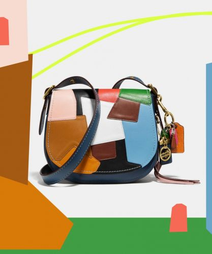 Coach's New Upcycled Bags Are Eco-Improved Classics
