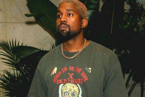 Kanye West Spotted in Unreleased adidas YEEZY Boots