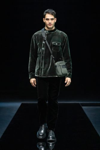 Giorgio Armani: Ready-to-wear AW21