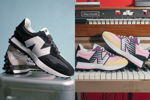 "Foot Locker and New Balance Kick Off ""NB Collective"" Initiative With a Duo of 327s"
