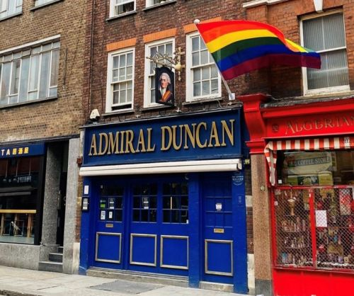 Several iconic LGBTQ+ venues in London are under threat of closure