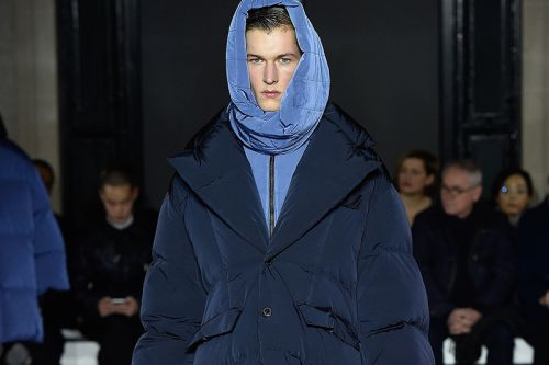 Fumito Ganryu Explores the Purpose of 21st Century Clothing for FW19