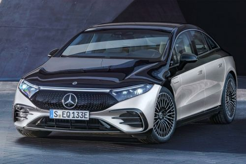 Mercedes-Benz Officially Unveils Its First All-Electric Sedan