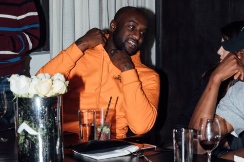 A Glimpse Into the Private Dinner for Virgil Abloh & HYPEBEAST Magazine 20