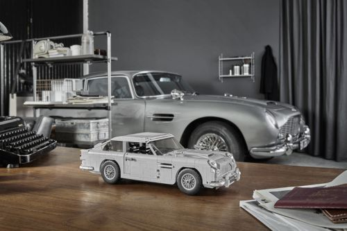 LEGO Unveils James Bond Aston Martin DB5 Creator Expert Model Kit