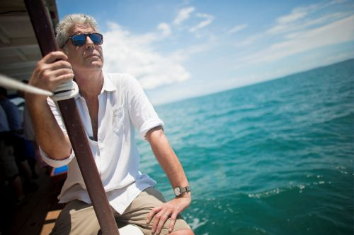 Anthony Bourdain's shows changed how we eat