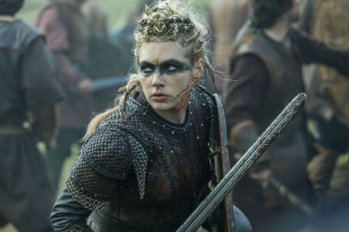History's 'Vikings' lets women get in on the action