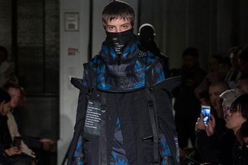 TAKAHIROMIYASHITA TheSoloist. FW19 Twists Workwear Influences