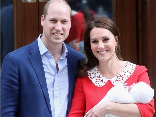 This Is What Everyone Thinks the New Royal Baby's Name Is