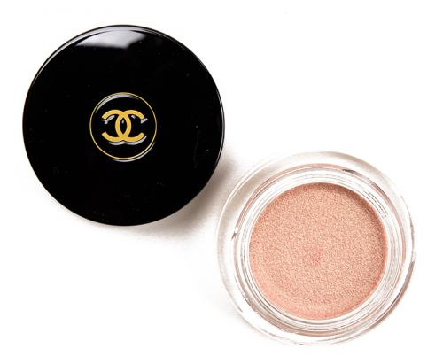Chanel Rose Lame (826) Ombre Premiere Longwear Cream Eyeshadow Review & Swatches
