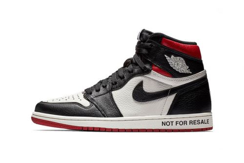 """Retailer Forces Customers to Wear Air Jordan 1 """"Not for Resale"""" To Purchase"""