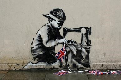 An artist plans to whitewash the Banksy he bought for £561,000