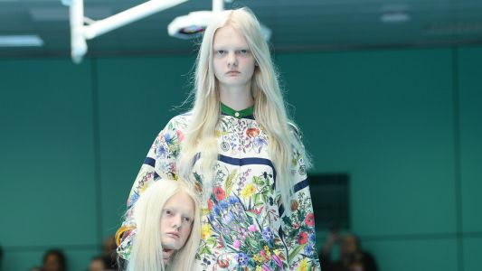 Gucci Out-Guccis Itself for Fall 2018