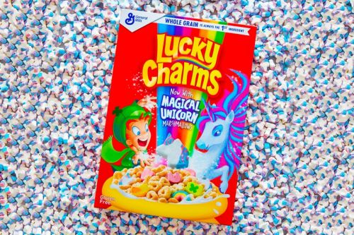 Lucky Charms Introduces New Unicorn Marshmallow
