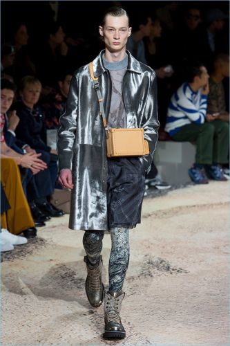 Kim Jones Bids Farewell to Louis Vuitton with Fall '18 Collection