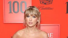 Taylor Swift's Dreamy Gown Could Be Yet Another Clue About Her Upcoming Project