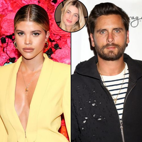 Sofia Richie Spotted on Date With Mystery Man 2 Days After Scott Disick's Reunion With Megan Blake Irwin