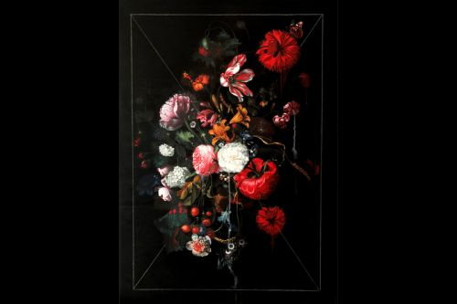 """Ted Pim Unveils Baroque Style Paintings in """"When Time Stood Still"""" Exhibition"""