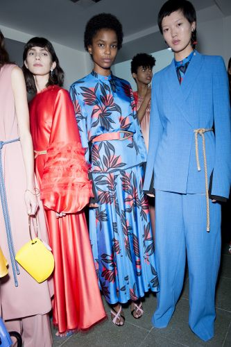 Roksanda: Ready-to-Wear SS18