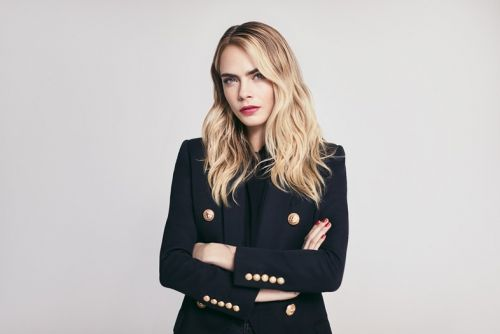 Cara Delevingne on becoming the co-owner of a sex tech business