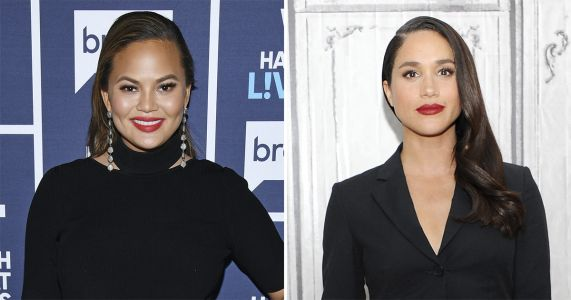 Just a Reminder, That Chrissy Teigen and Meghan Markle Both Started on 'Deal or No Deal'