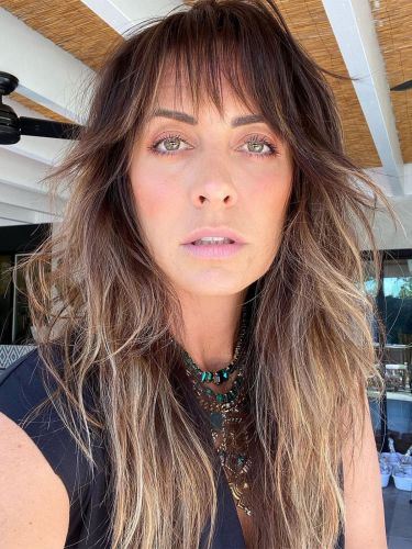 So You Finally Got Bangs-Here's How to Style Them Like a Pro