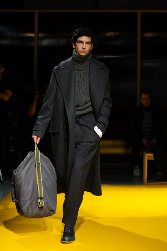 Hugo Boss.Fall / Winter 2018