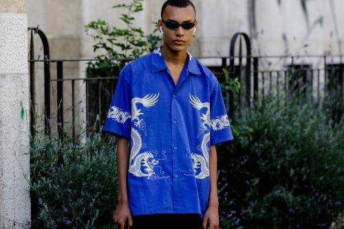 Milan Fashion Week SS19 Guests Bring the Street Style Heat