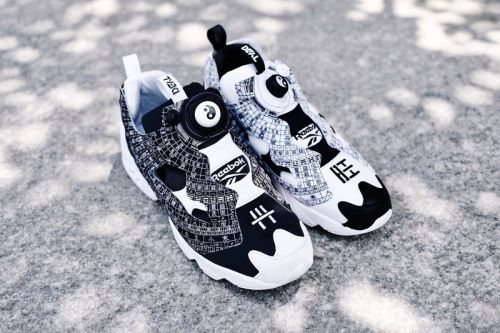 "A Closer Look At the DEAL x Reebok Instapump Fury ""Feng Shui Compass"""