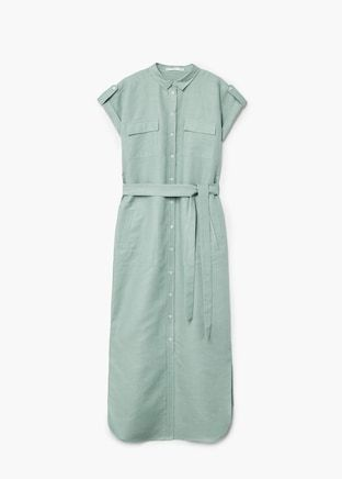 15 Belted Maxi Dresses We're Stocking Up On for Summer