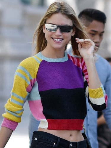 The $60 Sweater All the Models Have Been Wearing