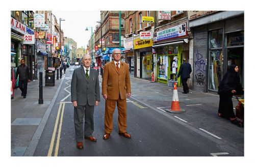 As Their Latest Exhibition Opens, Five Of Gilbert & George's Most Rebellious Moments