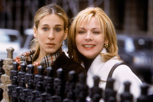 New Sex and the City Book Reveals SJP Is SO Over Her Feud With Kim Cattrall