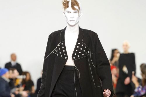 Rick Owens Goes Prehistoric for Fall/Winter 2018