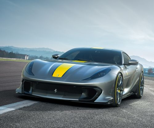 Ferrari Teases Special Version of its 812 Superfast