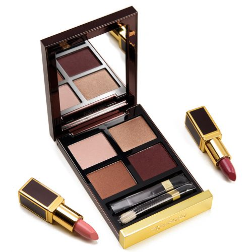 Tom Ford Iris Bronze Eye & Lip Set Review & Swatches
