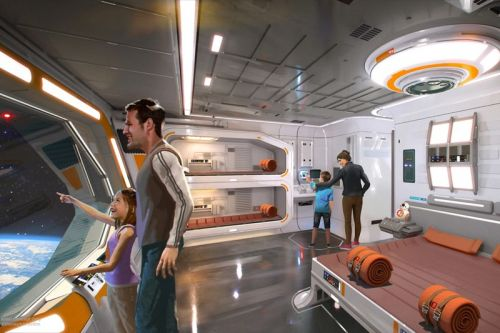 Disney Announces More Information Surrounding Fully-Immersive Star Wars Hotel