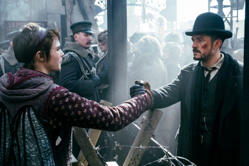 Orlando Bloom has a stinker in 'Carnival Row'