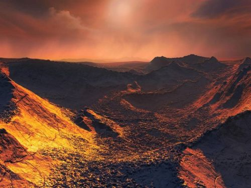 Scientists have discovered a 'Super Earth' just six light years away