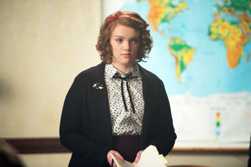 Shannon Purser Talks Stranger Things, Riverdale and her Emmy Nom