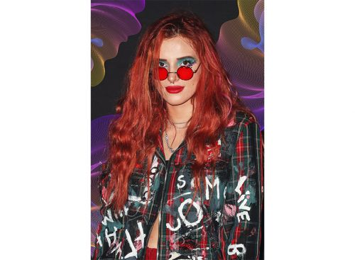 Hold Up, Bella Thorne Is Creating Her Own Makeup Line? Here's Everything We Know