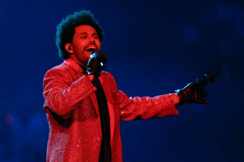 The Weeknd Tore Up the Stands During His Super Bowl LV Halftime Show and We're Obsessed