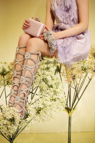 Sophia Webster takes us away with the fairies for SS18