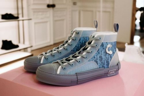 Up Close With Dior SS20's Sneakers, RIMOWA Bags and Daniel Arsham-Approved Accessories