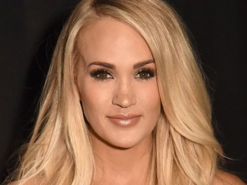 Carrie Underwood Shows Off Facial Scar From Accident In A New Close-Up Photo