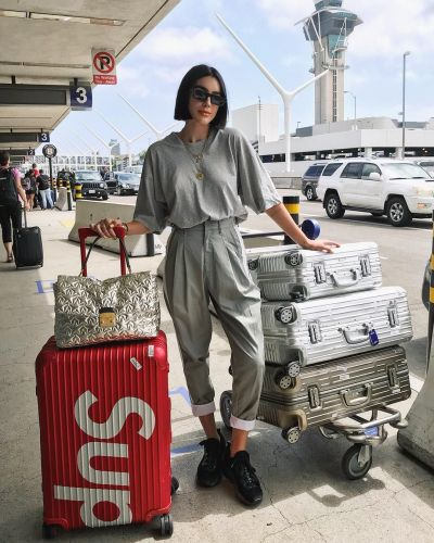 25 Airport Outfits to Wear When You're Bored of Your Clothes