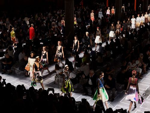 The Prada Dress Everyone Will Want This Spring