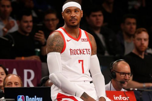 Carmelo Anthony Is Headed to the Chicago Bulls