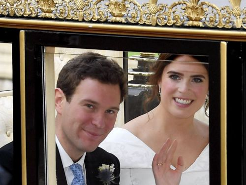 Princess Eugenie Had A True Millennial Royal Wedding Reception, Tequila Shots & All