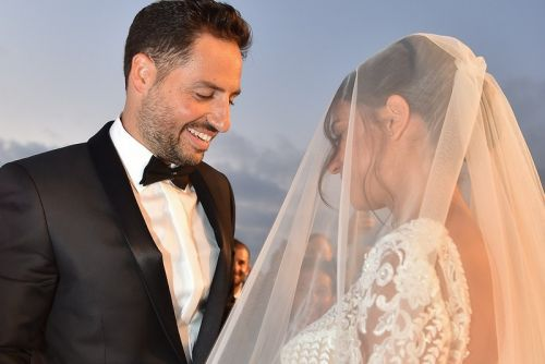 See Photos of Kith Founder Ronnie Fieg & Shir Yaakov's Wedding in Israel